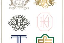 Monograms / by Cindy Taylor