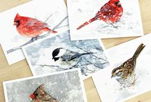 ds watercolors shop / david scheirer watercolors. Prints and cards available in my shop.