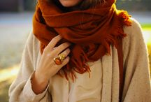 Scarves / by Maffa (jewellery)