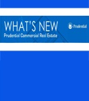 Prudential Commercial Real Estate What's New