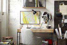 Studio & Office ideas