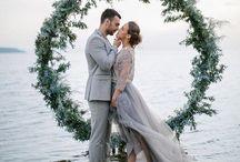 Wedding- ceremony backdrop