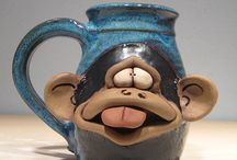 coffee mugs / by Sheri Snook