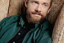 Beard Martin Freeman