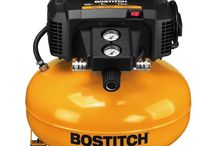 Bostitch BTFP02012 6 Gallon 150 PSI Oil-Free Lightweight Low Noise Compressor