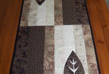 Table runners/Placemats/Mug Rugs