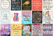 Stickers planner
