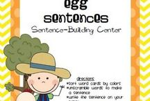 Teaching - Literacy - Sentence Structure