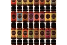 essential oils / by Jacquie Brunyer