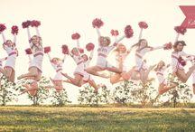 Dance & Cheer / by Krystal Stidham Hays