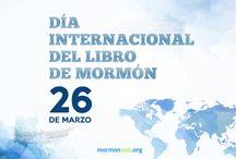 Día  internacional  del Libro de Mormon