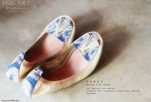 Indonesia woven Shoes