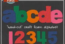 DJB Clip Art & Printables / Graphic designs, clip art, alphabets and more @ #teacherspayteachers #tpt #TpT