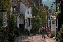 Adventures in : England
