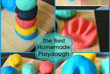 Kids play / Play dough recipe