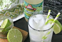 Amazing Things To Create With Alcohol, Cocktails, Punches and more / Alcoholic drinks, cocktails and punches for parties and dinner guests. #cocktails #easy #partydrinks #partyfood #slurp