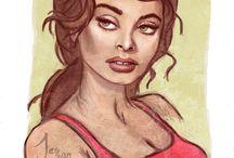 Sketches (Digital) / Digital sketches and doodles