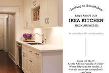 Kitchen inspiration / by Emily Dennis