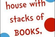 Books, Books, and More Books / by Anna McAllister House
