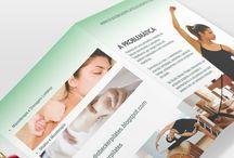 Portfolio Pilates /
