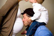 Pregnancy family photos