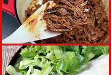 RECIPES with BEEF