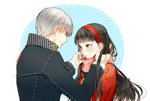 Yuu and Yukiko