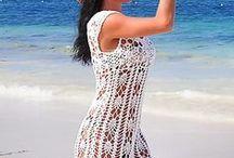 roupas praia