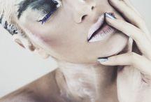 Ausgefallenes make up makeup