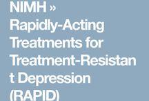 depression / Information on depression and Major Depressive Disorder
