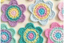 crochet work