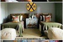 DECOR :: Boys' Rooms