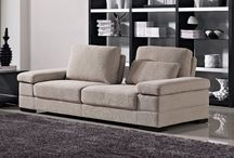 Sofa / Choosing the right sofa for your living room can be difficult. There are so many different options to choose from, and you need to find one that is not only comfortable, but also fits in with the overall decor of the room. We have some of the highest quality modern and contemporary sofas in the world available for you to choose from, so take a moment to browse through our inventory.