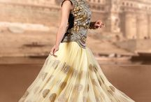 Designer lehengas that gives you a fresh look
