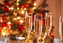 Winter Season / Winter Wines and Christmas Champagne