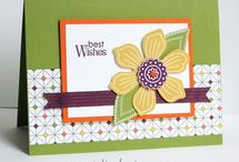 Stampin' Stuff-DSP / by MaryAnn Hilleary