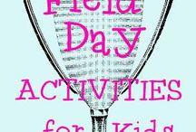 Education: field trips & fun / by Mrs. Winnie