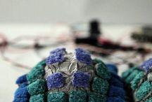 DESIGN TEXTILE / Une sélection des projets d'atelier Design Textile.