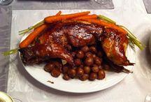 Rabbit + Chicken recipe
