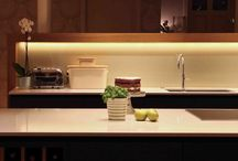Kitchen lighting / kitchen lighting