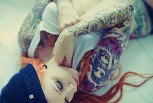 Alt-Tattooed Heroines