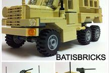 Lego Military Inspiration