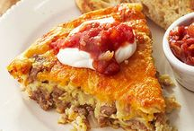 Breakfast Ideas / by Karen Merrick Videgar