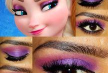 Teater makeup