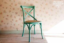 Un printemps coloré / Des accessoires et du mobilier déco haut en couleurs!