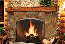 America's Fireplaces / Beautiful fireplaces for all areas of your home