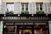 Boulangerie Patisserie / Tu veux acheter des croissants et du pain?