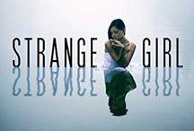 Strange Girl/// Christopher Pike
