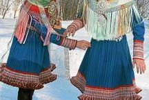ヨーロッパ民族衣装