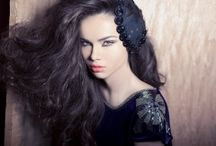 Top Fashion Hair Art with Accessories by Avi Malka